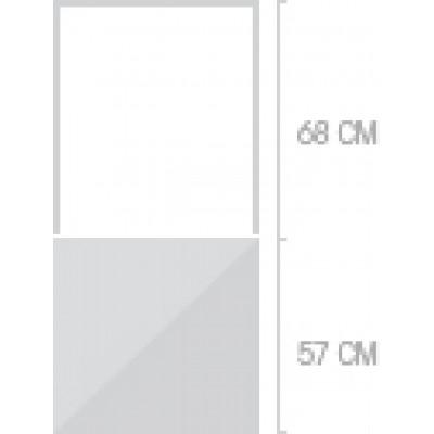60x141 cm, 1 lucka