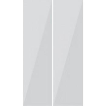 60x108 cm, 2 luckor