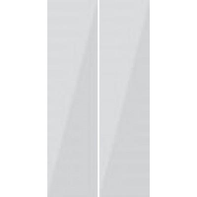 60x117 cm, 2 luckor