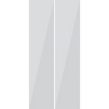 60x130 cm, 2 luckor