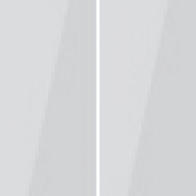 60x143 cm, 2 luckor