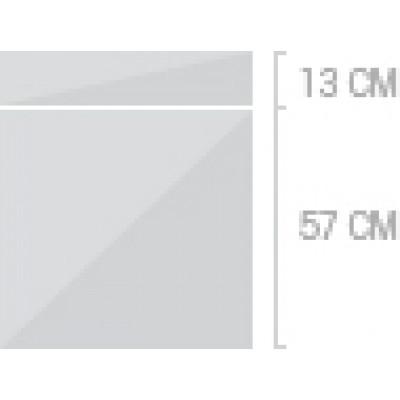 60x70 cm, 2 lådor