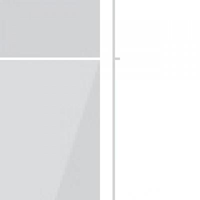 40x233 cm, 1 lucka + 1  låda