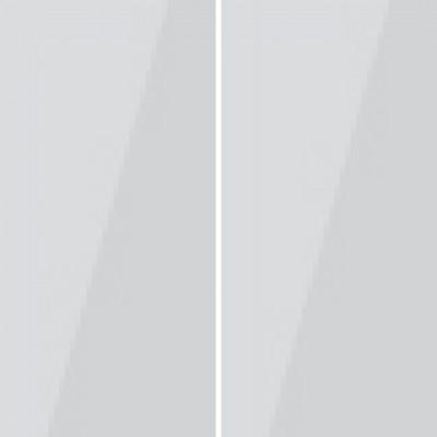 80x143 cm, 2 luckor
