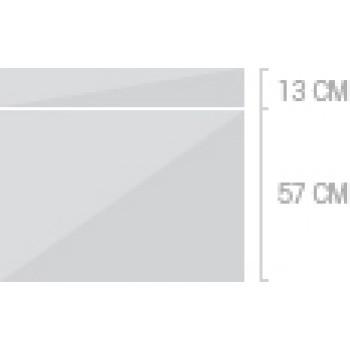 80x70 cm, 2 lådor