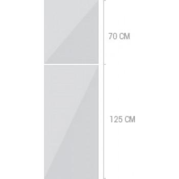60x211 cm, 1 lucka + 1  låda