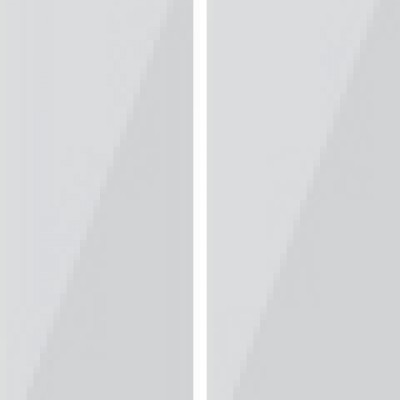 25x80 cm  hörn