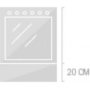 60x20 cm  1ladaugn