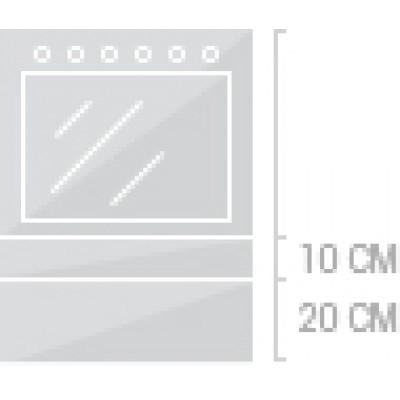 60x30 cm  låda