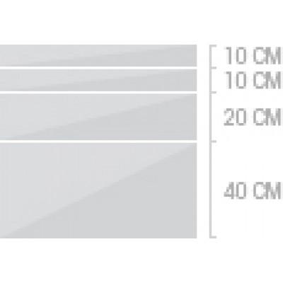 80x80 cm  lådor