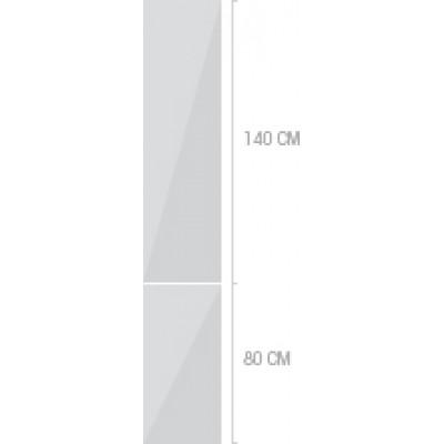 40x220 cm,  luckor