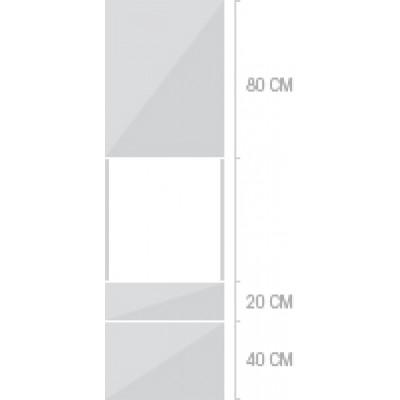60x200 cm,  2
