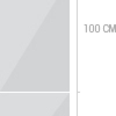60x220 cm,  luckor