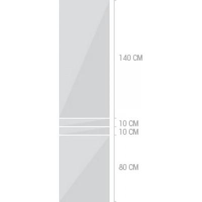 60x240 cm,  lådor