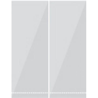 80x105 cm, 2 luckor