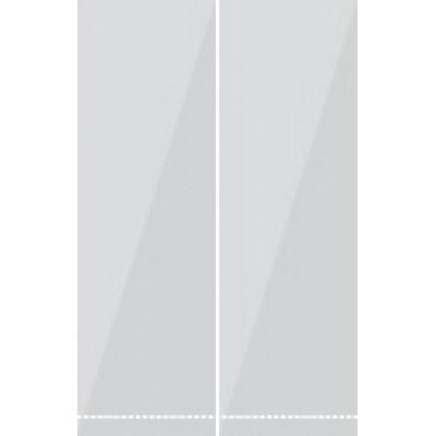 80x125 cm, 2 luckor