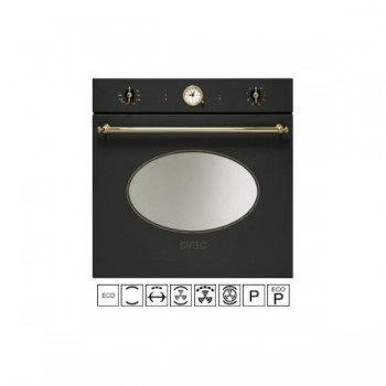 Smeg SCP805A-8 Ugn Colonial Antracit