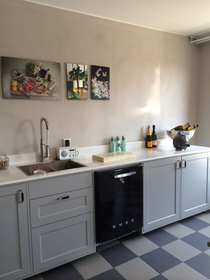 Retro Cabinets Kitchen